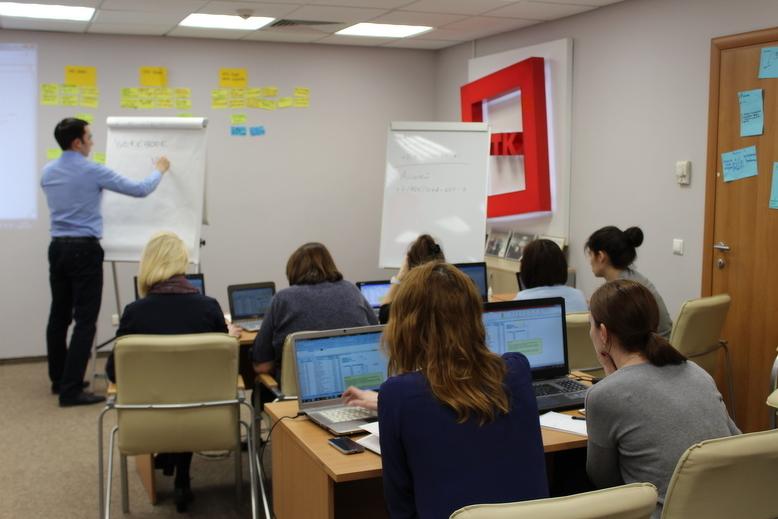 Обучение Excel ТТК