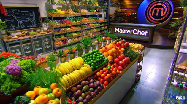 MasterChef Kitchen Pantry